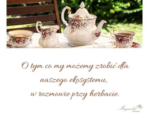 Rozmowy przy herbacie