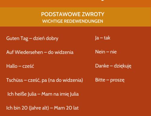 Język niemiecki (niem. deutsche Sprache, Deutsch )