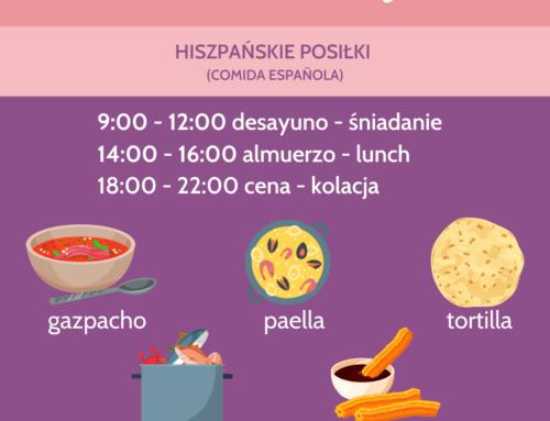 Hiszpańskie posiłki